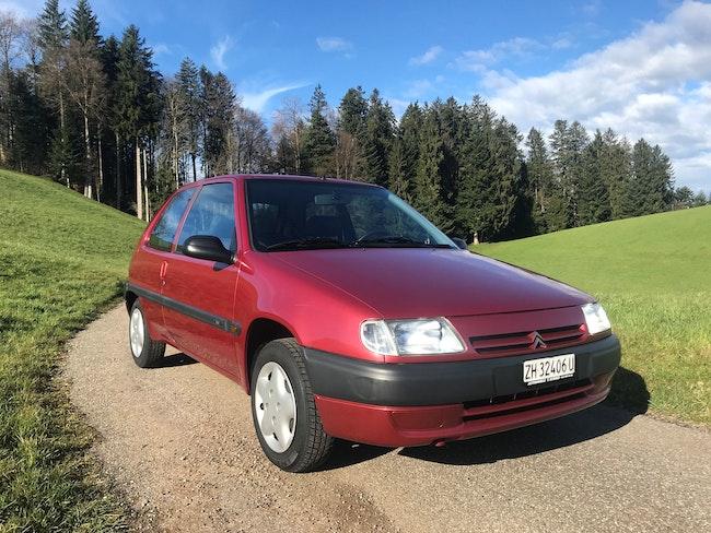 Citroën Saxo 1.1i X 30'000 km CHF5'500 - acheter sur carforyou.ch - 1