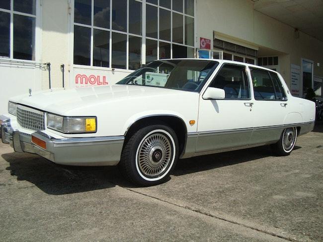 Cadillac Fleetwood 4.5 55'500 km 18'500 CHF - kaufen auf carforyou.ch - 1