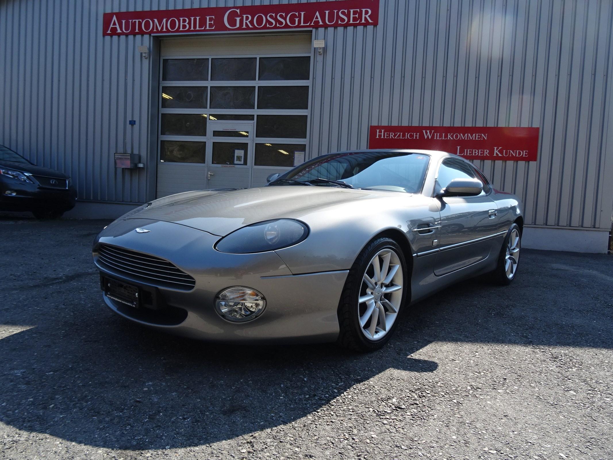 Gebraucht Sportwagen Aston Martin Db7 Vantage 66000 Km Für 37500 Chf Kaufen Auf Carforyou Ch