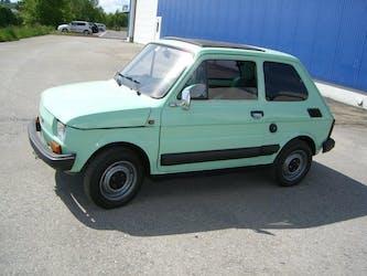 Fiat 126 Bambino TO 83'000 km CHF7'500 - buy on carforyou.ch - 2