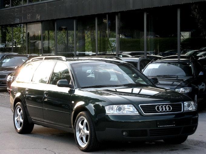 Audi A6 Avant 2.4 V6 12'900 km CHF18'500 - kaufen auf carforyou.ch - 1