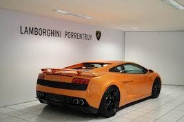 Lamborghini Gallardo LP560-4 Coupé E-Gear 29'500 km 128'500 CHF - buy on carforyou.ch - 3