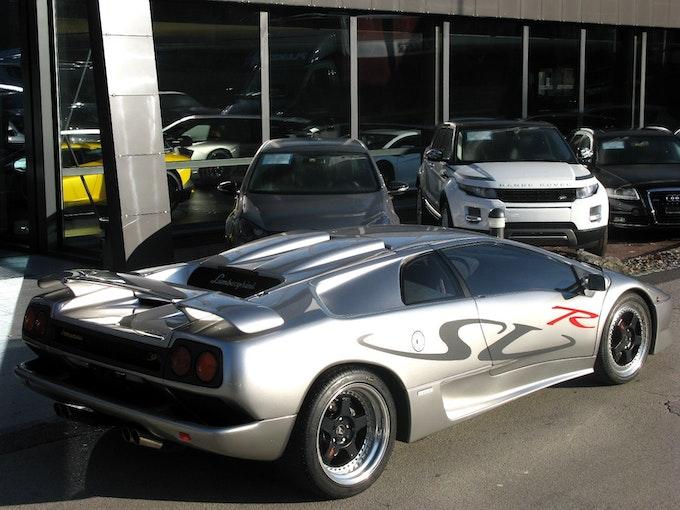 coupe Lamborghini Diablo 5.7 SVR
