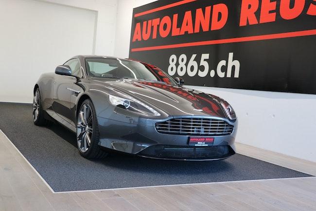 Aston Martin Virage Coupé V12 5.9-48 Touchtronic2 35'000 km 79'900 CHF - buy on carforyou.ch - 1