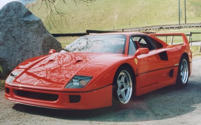 Ferrari F 40 F40 / F50 F40 19'000 km CHF1'599'999 - acheter sur carforyou.ch - 1
