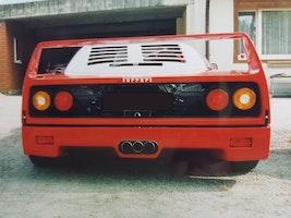 Ferrari F 40 F40 / F50 F40 19'000 km CHF1'599'999 - kaufen auf carforyou.ch - 2