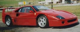 Ferrari F 40 F40 / F50 F40 19'000 km CHF1'599'999 - kaufen auf carforyou.ch - 3
