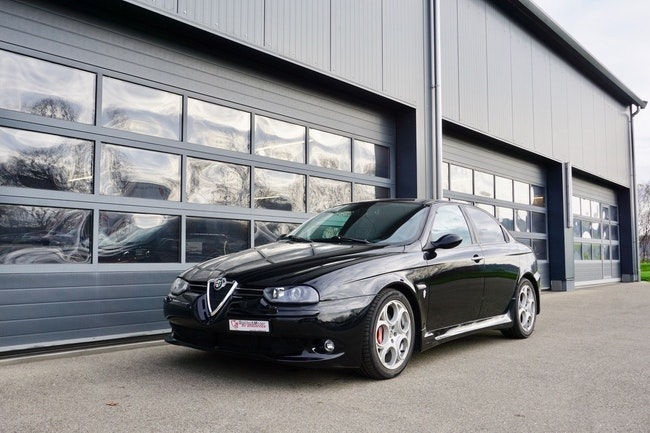 Alfa Romeo 156 3.2 V6 GTA 134'900 km CHF14'500 - buy on carforyou.ch - 1
