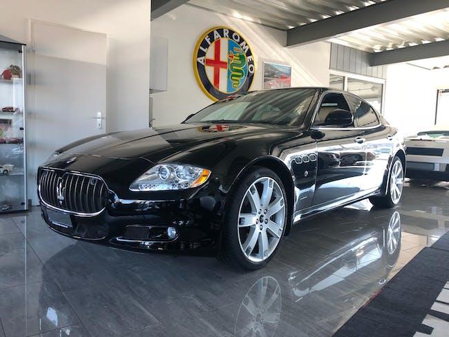 Maserati Quattroporte 4.2 V8 Automatica Facelift 47'800 km CHF42'800 - kaufen auf carforyou.ch - 1