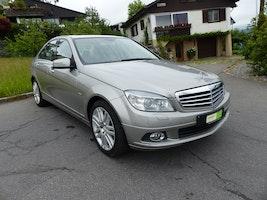 Mercedes-Benz C-Klasse C 200 CGI BlueEfficiency Elégance Automatic 108'000 km CHF13'300 - buy on carforyou.ch - 2