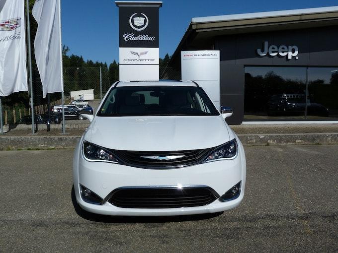Chrysler USA Pacifica Hybrid 7'000 km 59'500 CHF - kaufen auf carforyou.ch - 1