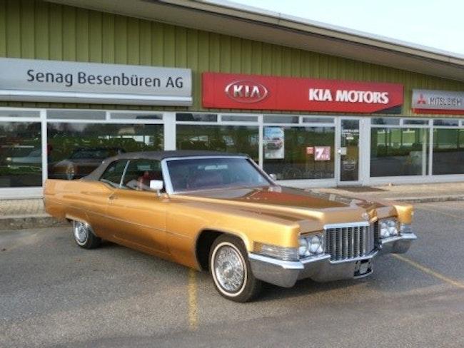 Cadillac Deville DEVILLE 59'000 km CHF34'900 - kaufen auf carforyou.ch - 1