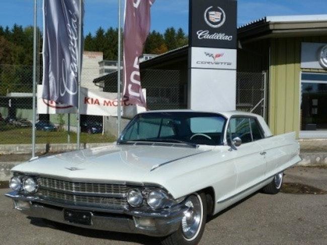 Cadillac Deville DEVILLE 76'000 km 34'900 CHF - buy on carforyou.ch - 1