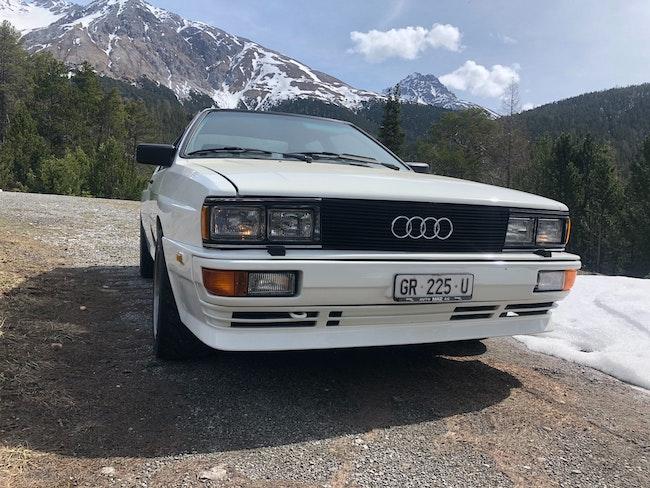 Audi Coupé quattro quattro Turbo 153'000 km CHF68'000 - acquistare su carforyou.ch - 1