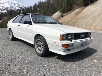 Audi Coupé quattro quattro Turbo 153'000 km CHF68'000 - acquistare su carforyou.ch - 2