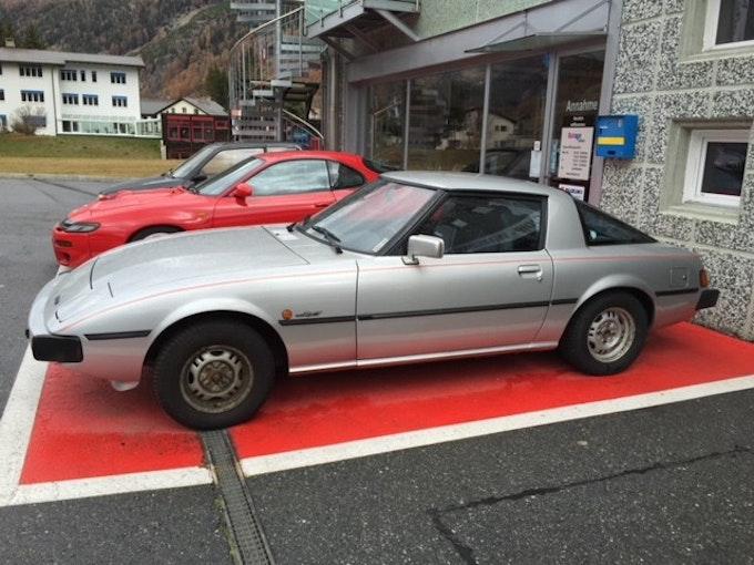 coupe Mazda RX-7 2.3