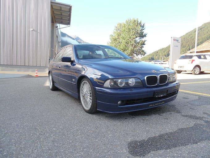 BMW Alpina B10/D10 5 SERIES D10 3.0 BiTurbo Switch-Tronic 238'000 km CHF16'000 - kaufen auf carforyou.ch - 1