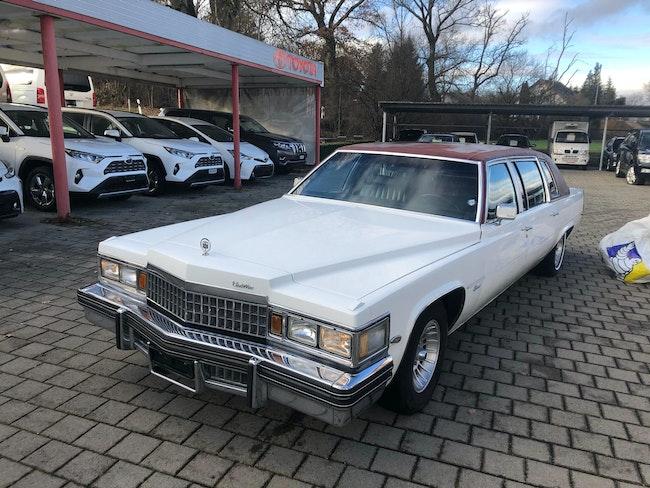 Cadillac Fleetwood Lang 120'000 km 14'900 CHF - kaufen auf carforyou.ch - 1