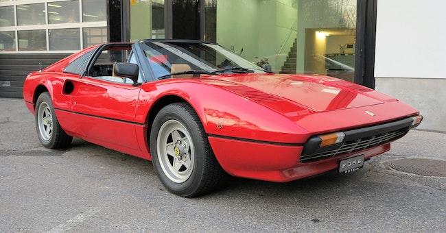 Ferrari 308 GTSi 79'200 km CHF99'900 - acquistare su carforyou.ch - 1