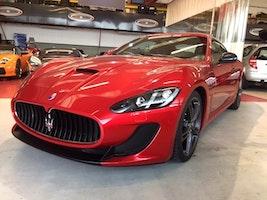 Maserati GranCabrio/Granturismo GranTurismo MC Stradale Centenario Ed. Cambioc. 2'500 km CHF159'000 - kaufen auf carforyou.ch - 2