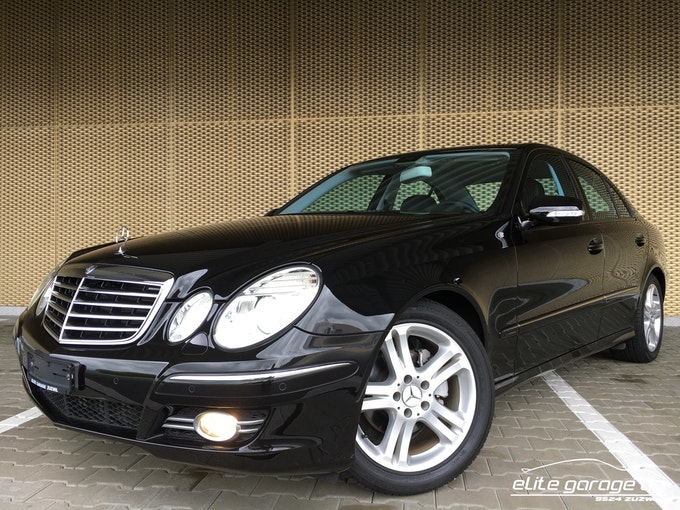 Mercedes-Benz E-Klasse E 320 CDI Avantgarde 500 km CHF39'800 - buy on carforyou.ch - 1