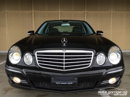 Mercedes-Benz E-Klasse E 320 CDI Avantgarde 500 km CHF39'800 - buy on carforyou.ch - 2