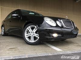 Mercedes-Benz E-Klasse E 320 CDI Avantgarde 500 km CHF39'800 - buy on carforyou.ch - 3