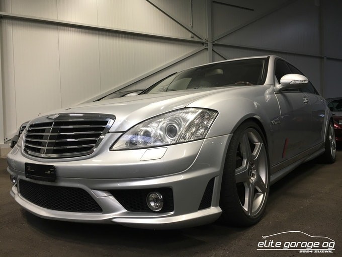 Mercedes-Benz S-Klasse S 65 AMG L 94'000 km CHF44'800 - acquistare su carforyou.ch - 1