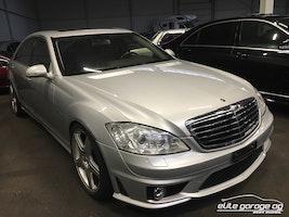 Mercedes-Benz S-Klasse S 65 AMG L 94'000 km CHF44'800 - acquistare su carforyou.ch - 3
