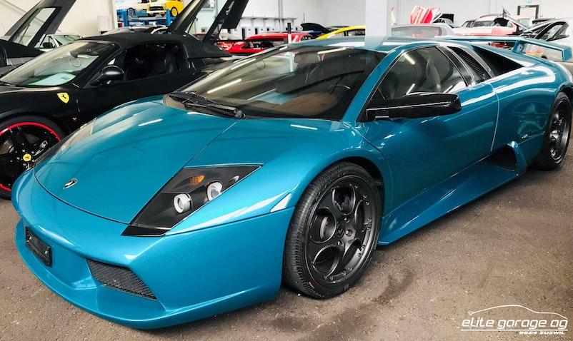 Lamborghini Murciélago MURCIÉLAGO Murciélago 6.2 Coupé 41'500 km CHF134'800 - kaufen auf carforyou.ch - 1
