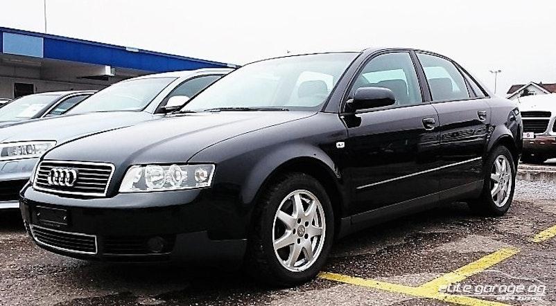 Audi A4 3.0 V6 95'300 km CHF9'800 - acheter sur carforyou.ch - 1