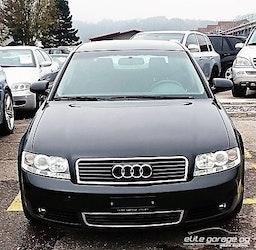 Audi A4 3.0 V6 95'300 km CHF9'800 - acheter sur carforyou.ch - 2