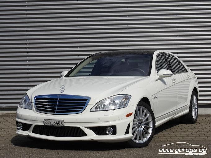 Mercedes-Benz S-Klasse S 63 AMG L 45'600 km CHF59'800 - buy on carforyou.ch - 1