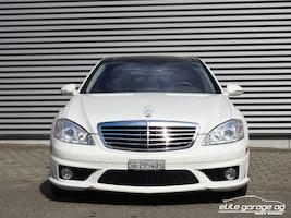 Mercedes-Benz S-Klasse S 63 AMG L 45'600 km CHF59'800 - buy on carforyou.ch - 3