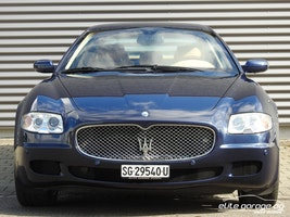 Maserati Quattroporte 4.2 10'600 km CHF49'800 - acquistare su carforyou.ch - 2