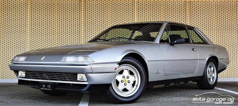 Ferrari 412 412 53'000 km CHF129'800 - acquistare su carforyou.ch - 1