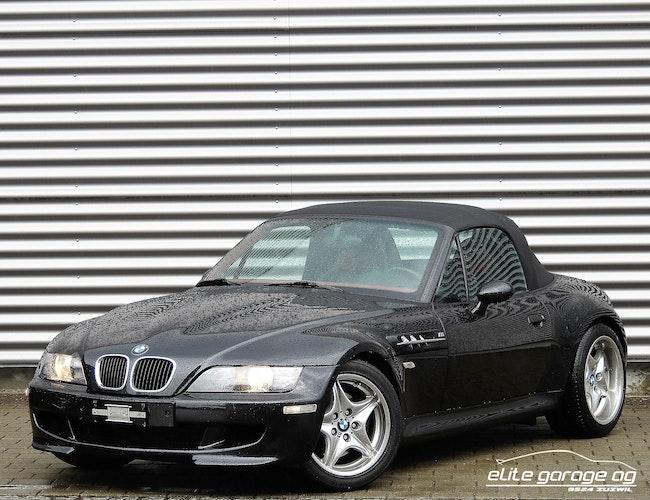 BMW Z3 M Roadster 62'000 km CHF44'800 - acquistare su carforyou.ch - 1