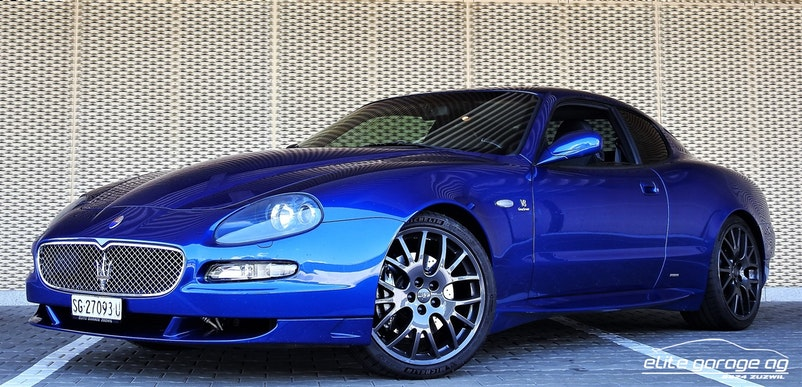 Maserati Gransport Coupé GranSport 45'500 km 44'800 CHF - kaufen auf carforyou.ch - 1