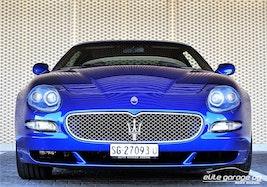 Maserati Gransport Coupé GranSport 45'500 km 44'800 CHF - kaufen auf carforyou.ch - 2