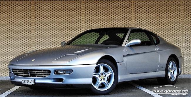Ferrari 456 GTA 52'800 km CHF59'800 - buy on carforyou.ch - 1