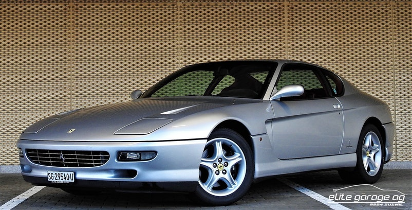Ferrari 456 GTA 52'800 km 59'800 CHF - buy on carforyou.ch - 1