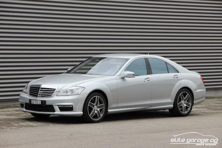 Mercedes-Benz S-Klasse S 63 AMG 13'200 km CHF59'800 - acquistare su carforyou.ch - 1