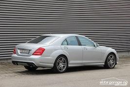 Mercedes-Benz S-Klasse S 63 AMG 13'200 km CHF59'800 - acquistare su carforyou.ch - 3