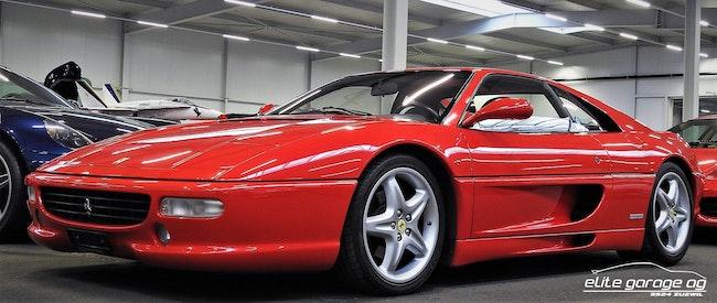 Ferrari F355 Berlinetta 28'100 km CHF79'800 - acquistare su carforyou.ch - 1