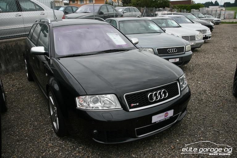Audi S6 / RS6 RS6 Avant quattro 47'000 km CHF34'800 - buy on carforyou.ch - 1