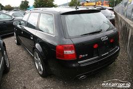 Audi S6 / RS6 RS6 Avant quattro 47'000 km CHF34'800 - buy on carforyou.ch - 2