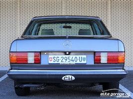 Mercedes-Benz 380 SE 90'500 km CHF14'800 - kaufen auf carforyou.ch - 3
