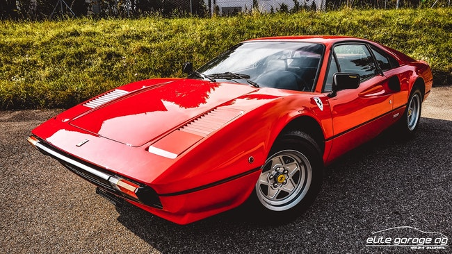 Ferrari 308 GTB Vergaser 59'500 km CHF79'800 - acquistare su carforyou.ch - 1