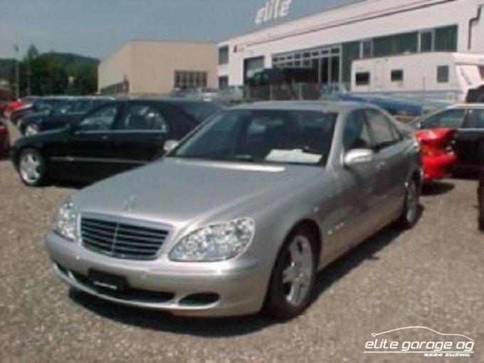 Mercedes-Benz S-Klasse S 320 CDI 9'900 km CHF29'800 - acquistare su carforyou.ch - 1