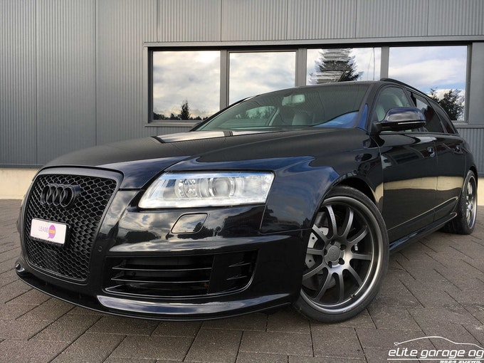 Audi S6 / RS6 RS6 Avant 5.0 TFSI V10 quattro tiptronic 42'500 km CHF44'800 - buy on carforyou.ch - 1